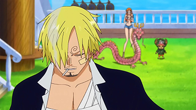 S18E10 - Start to Counterattack! Great Moves by the Straw Hat Crew!
