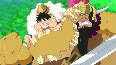 S19E26 - A Battle of Limits! Luffy and the Infinite Biscuits!